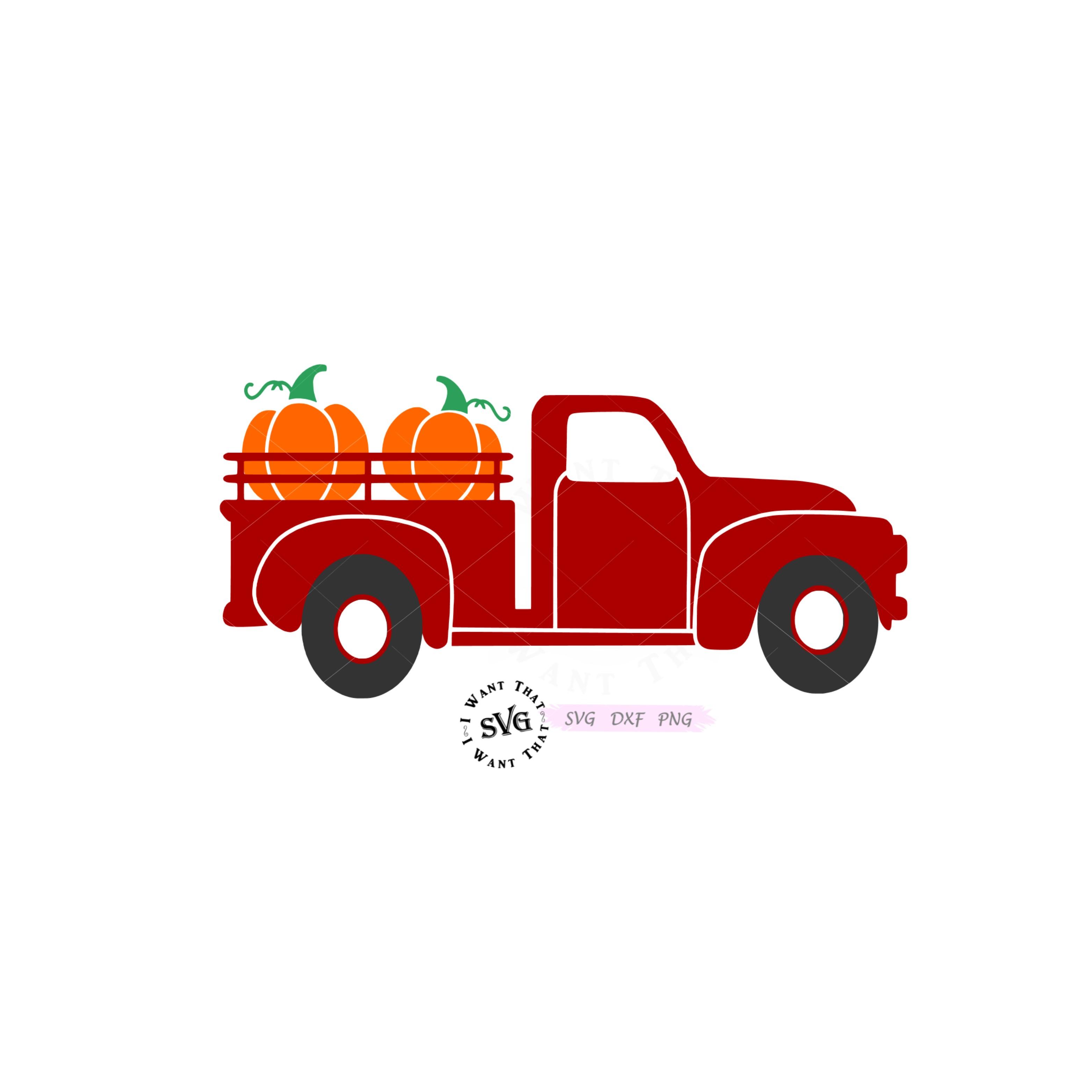 pumpkin truck svg #819, Download drawings