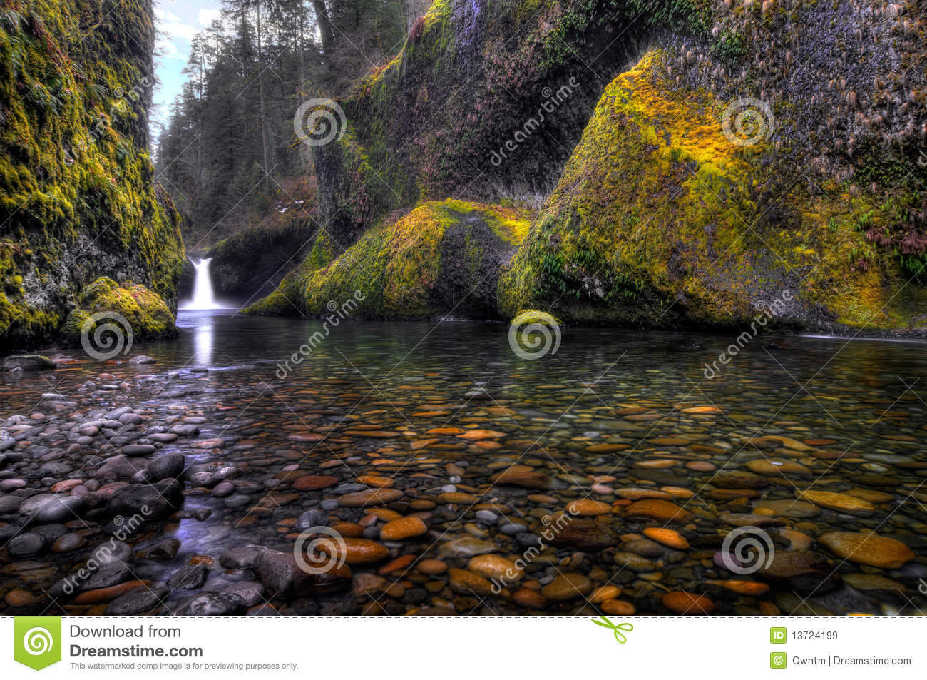 Punch Bowl Falls clipart #15, Download drawings