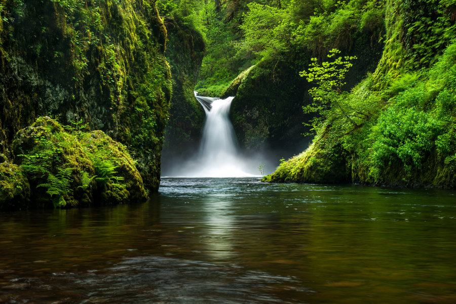 Punch Bowl Falls clipart #2, Download drawings