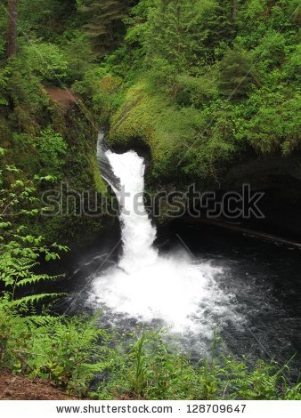Punch Bowl Falls clipart #3, Download drawings