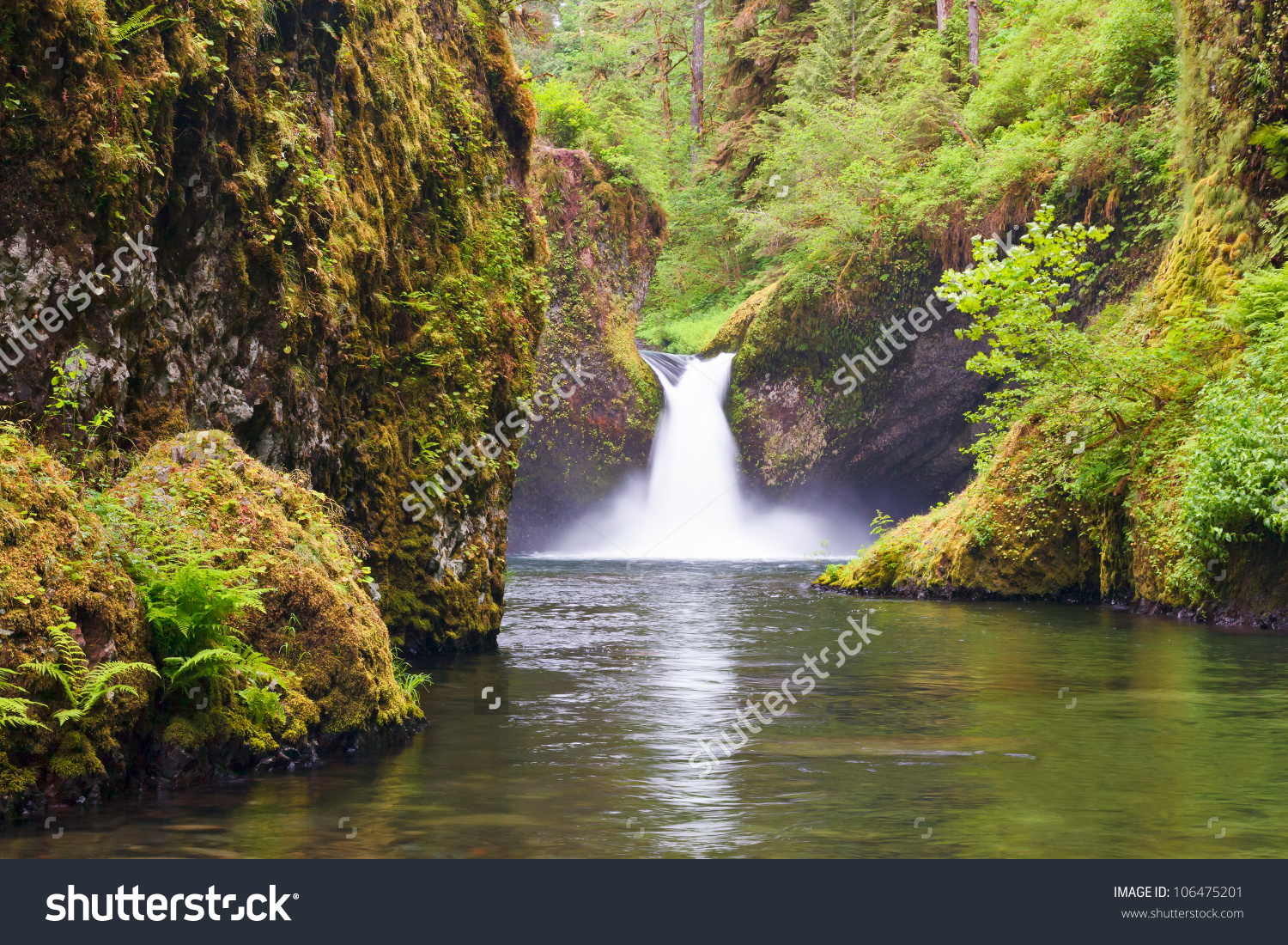 Punch Bowl Falls clipart #7, Download drawings