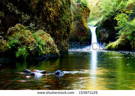 Punch Bowl Falls clipart #12, Download drawings