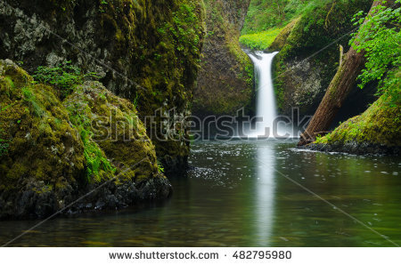 Punch Bowl Falls clipart #14, Download drawings