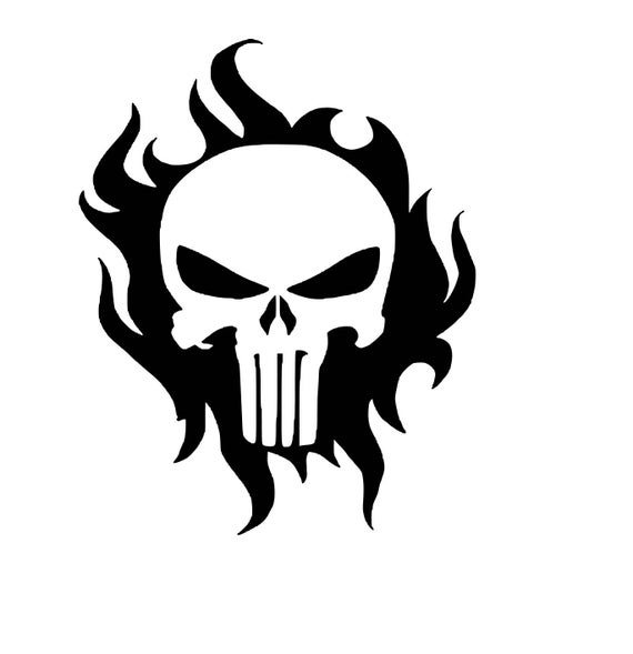 punisher skull svg #1036, Download drawings