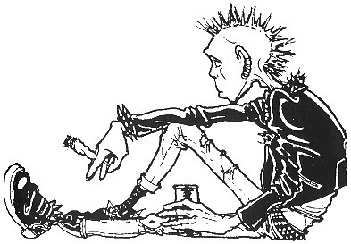 Punk clipart #8, Download drawings