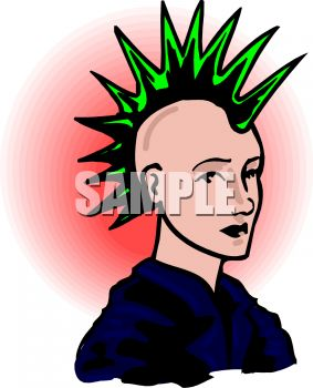 Punk clipart #17, Download drawings