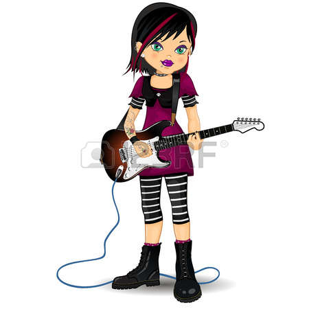 Punk clipart #3, Download drawings