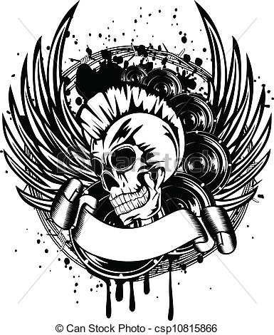 Punk clipart #13, Download drawings