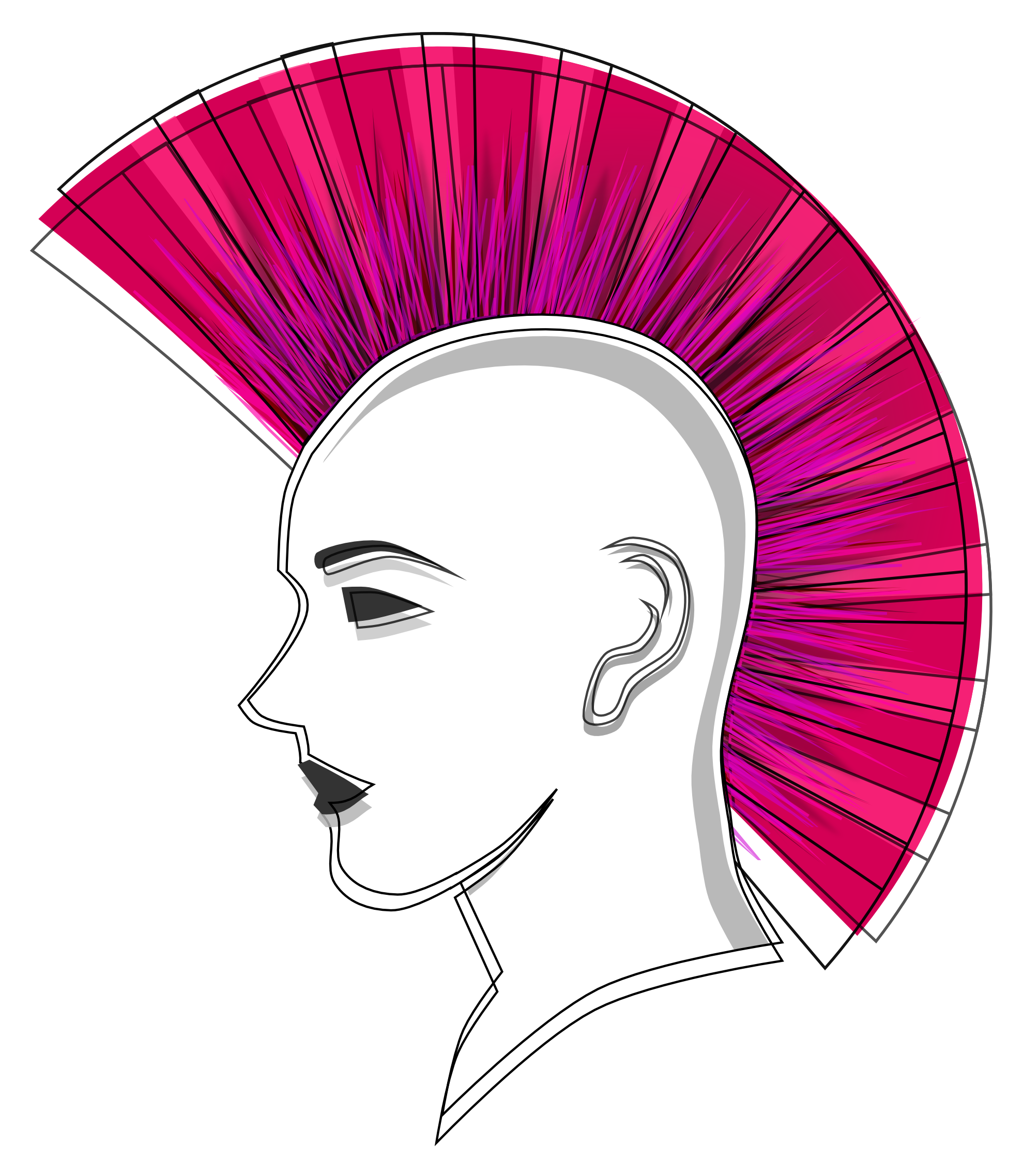 Punk clipart #9, Download drawings
