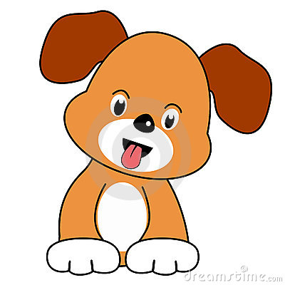 Puppy clipart #1, Download drawings