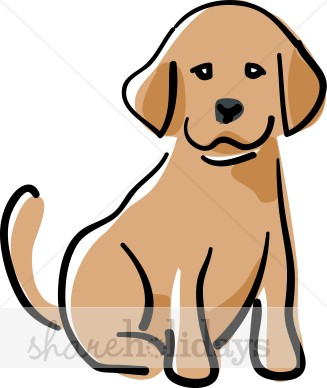 Puppy clipart #10, Download drawings