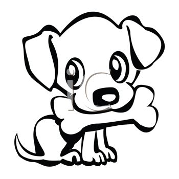 Puppy clipart #11, Download drawings