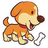 Puppy clipart #2, Download drawings