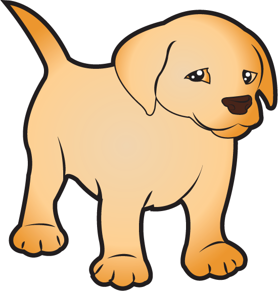 Puppy clipart #6, Download drawings