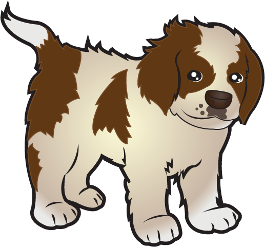 Puppy clipart #16, Download drawings