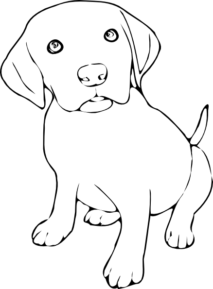 Puppy svg #2, Download drawings