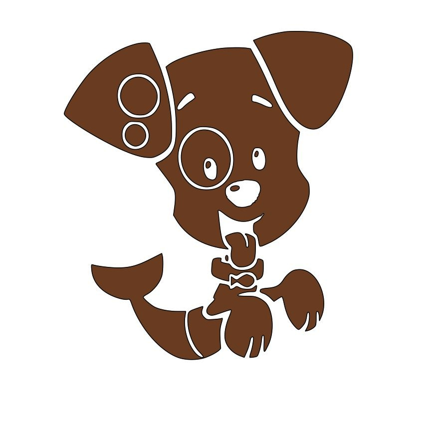 Puppy svg #14, Download drawings
