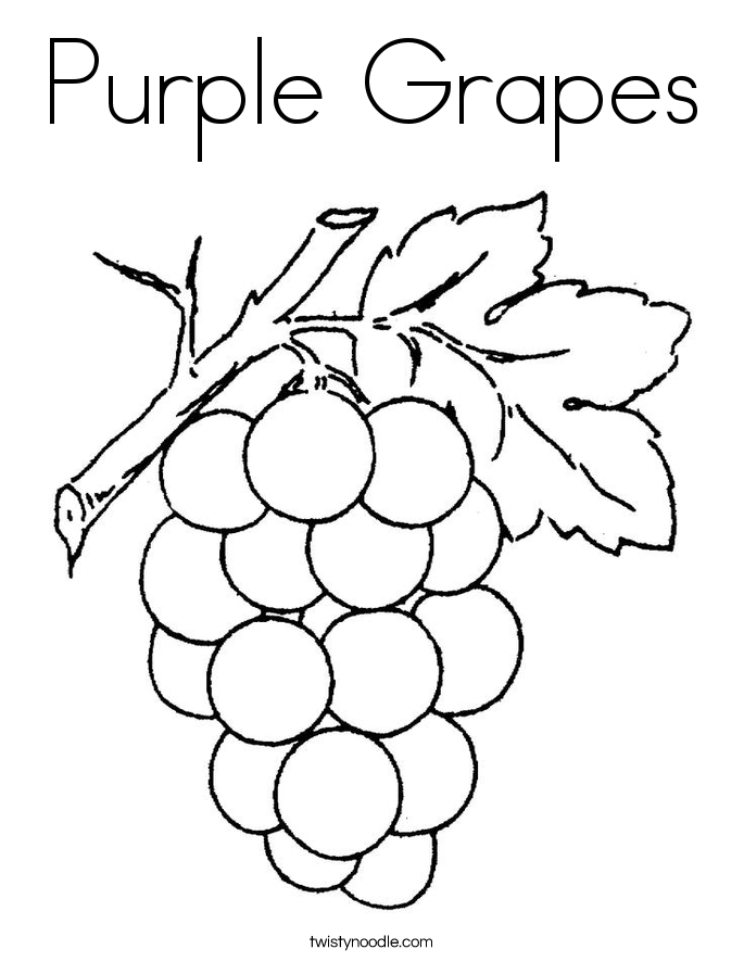 Purple coloring #20, Download drawings