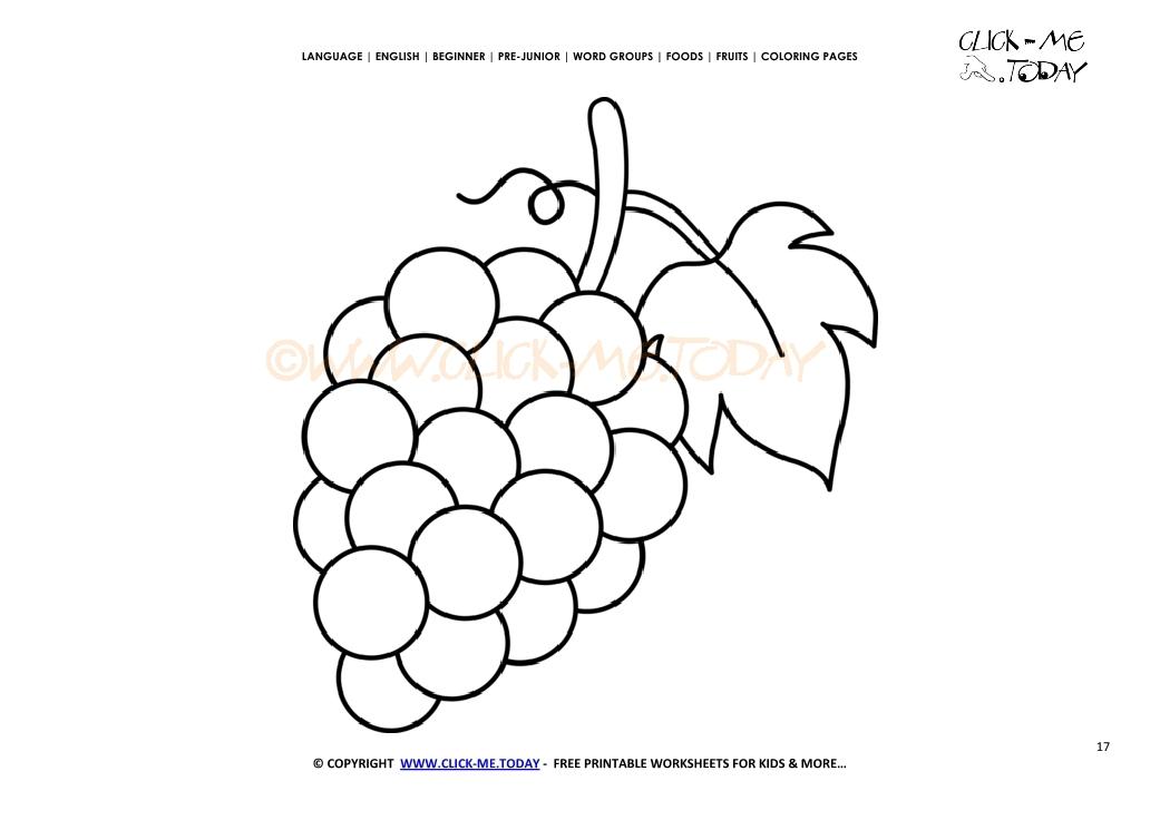 Purple coloring #19, Download drawings