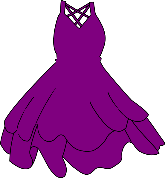 Purple Dress clipart #15, Download drawings