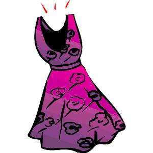 Purple Dress clipart #17, Download drawings