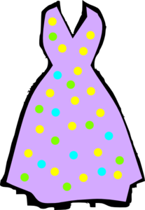Purple Dress clipart #14, Download drawings