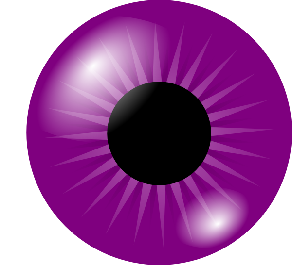 Purple Eyes clipart #19, Download drawings
