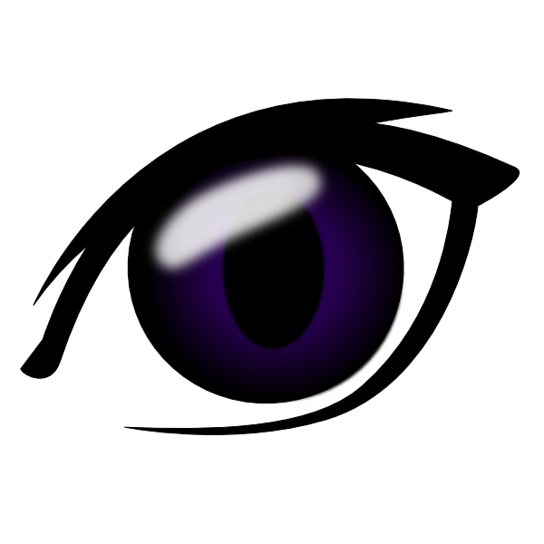 Purple Eyes clipart #11, Download drawings