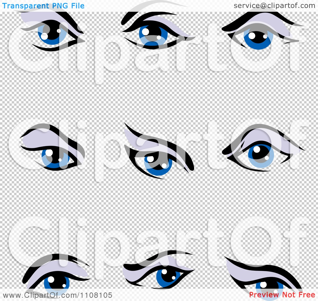 Purple Eyes clipart #9, Download drawings