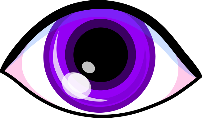 Purple Eyes clipart #10, Download drawings