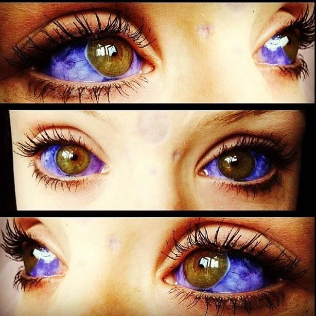Purple Eyes coloring #8, Download drawings