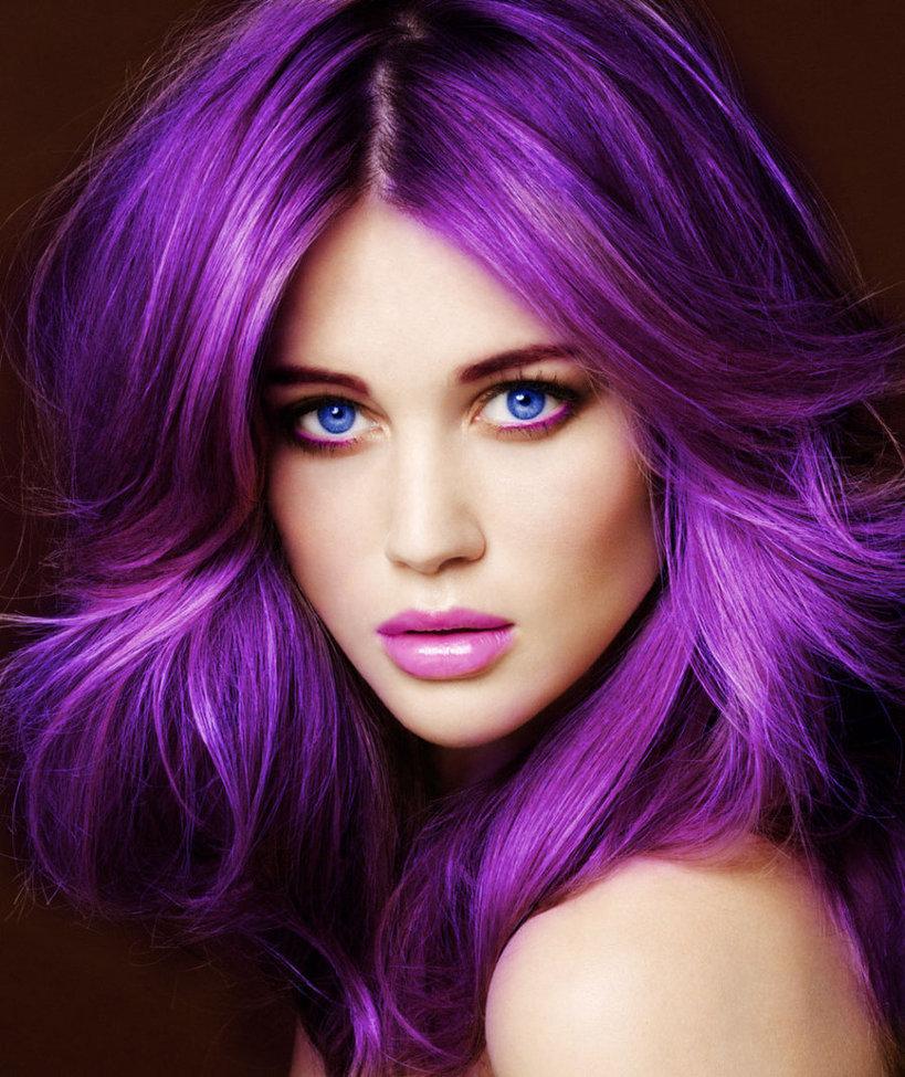 Purple Eyes coloring #15, Download drawings