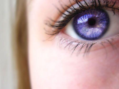Purple Eyes coloring #2, Download drawings