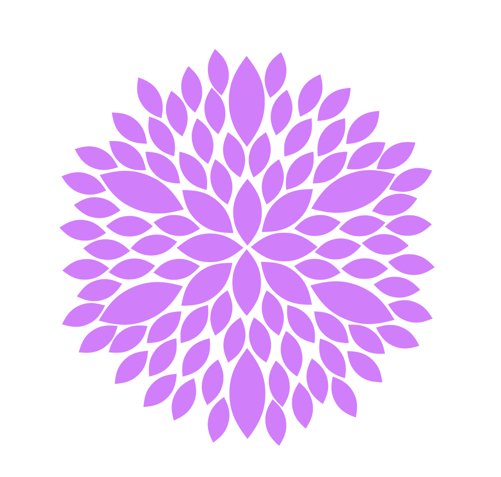 Purple Flower clipart #12, Download drawings