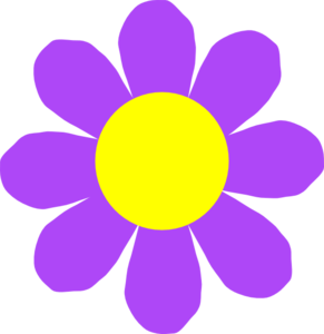 Purple Flower clipart #19, Download drawings