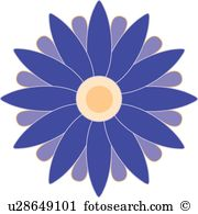 Purple Flower clipart #14, Download drawings