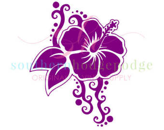 Purple Flower svg #5, Download drawings