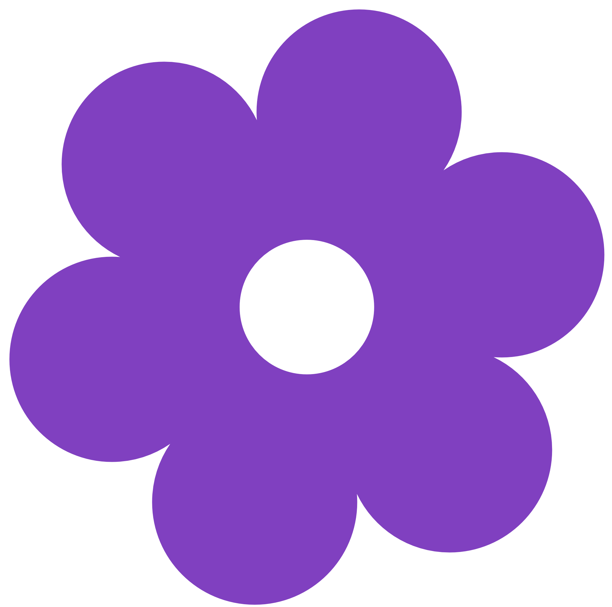 Purple Flower svg #14, Download drawings