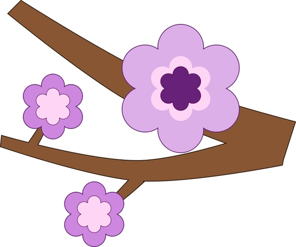 Purple Flower svg #9, Download drawings