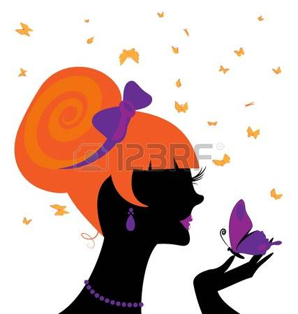 Purple Hair clipart #8, Download drawings