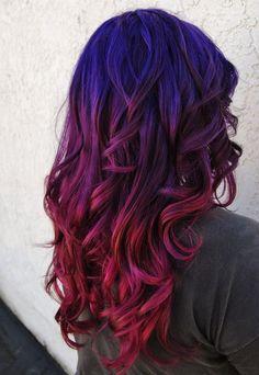 Purple Hair coloring #12, Download drawings