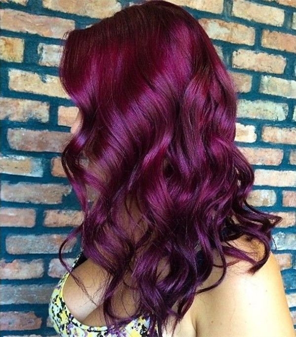 Purple Hair coloring #2, Download drawings
