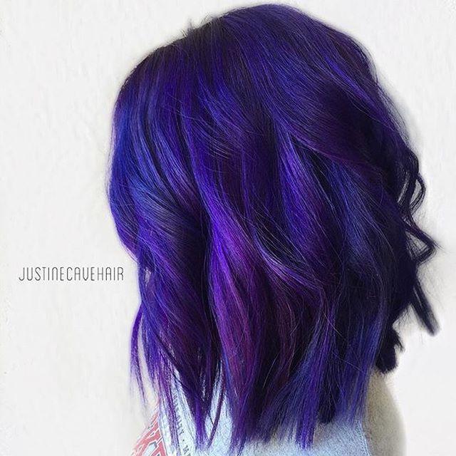 Purple Hair coloring #6, Download drawings