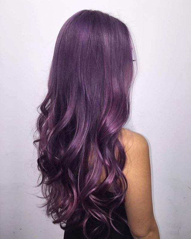 Purple Hair coloring #20, Download drawings