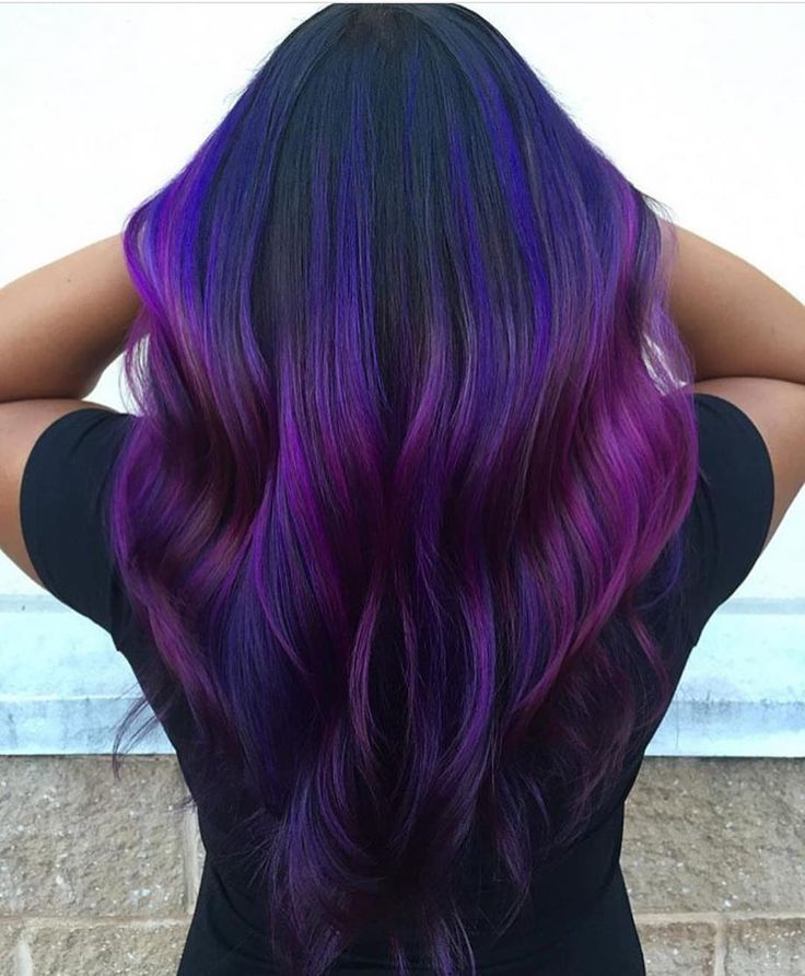 Purple Hair coloring #5, Download drawings