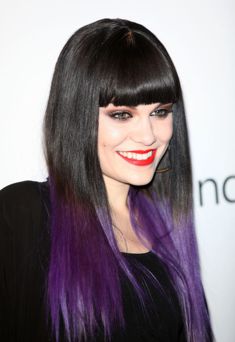 Purple Hair coloring #17, Download drawings