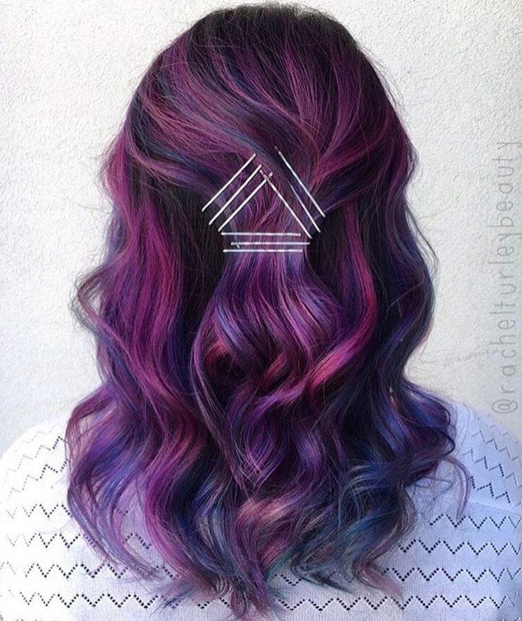 Purple Hair coloring #13, Download drawings
