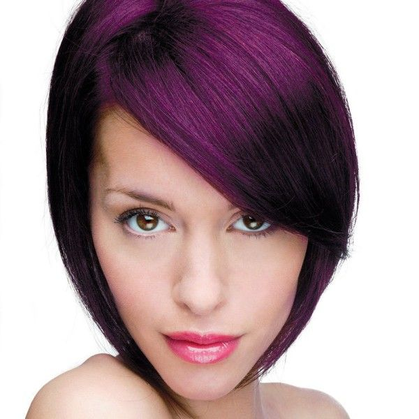 Purple Hair coloring #7, Download drawings