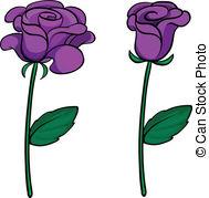 Purple Rose clipart #11, Download drawings