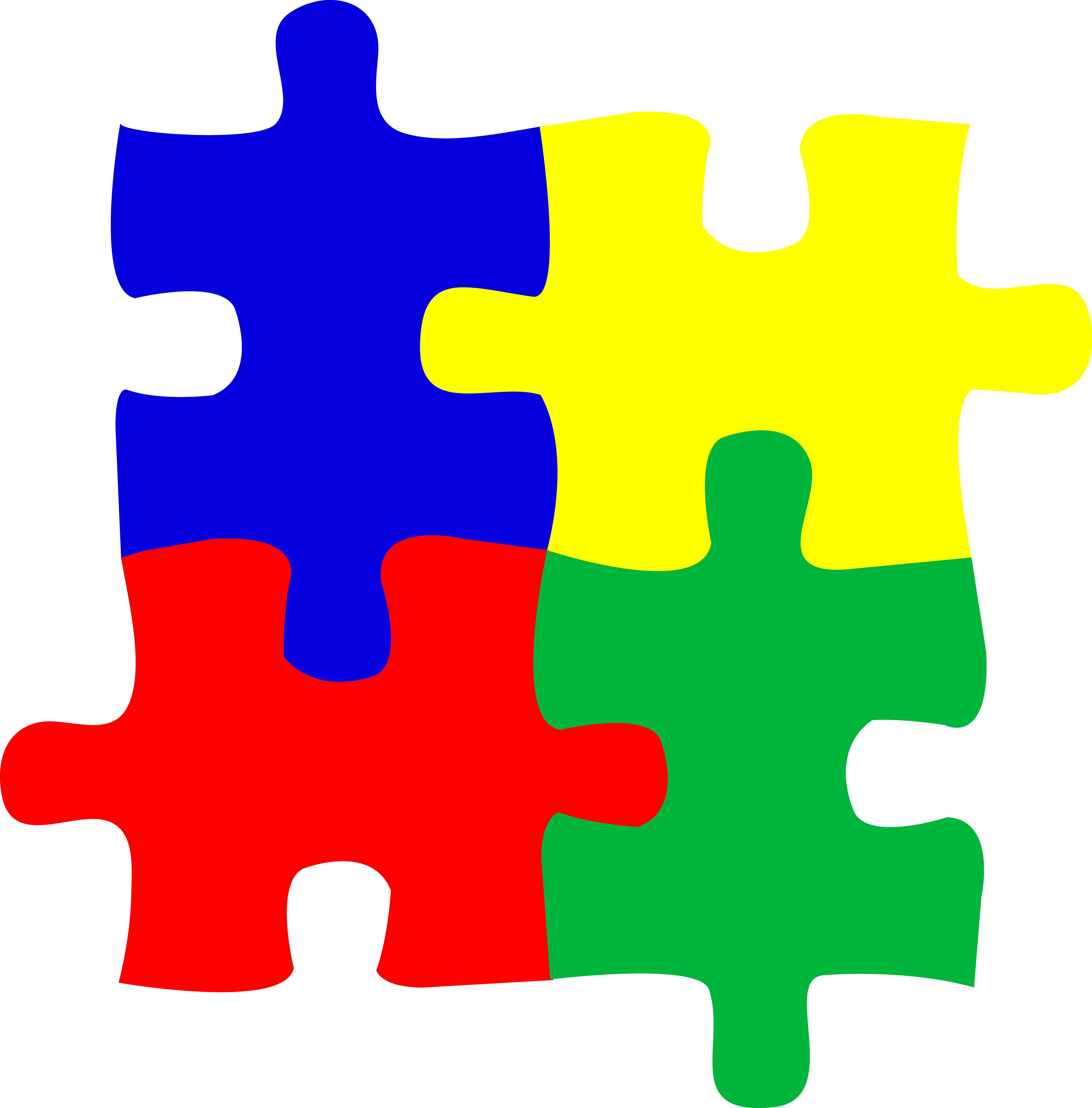 Puzzle clipart #4, Download drawings